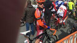 Remco Evenepoel neemt zaterdag afscheid van ex-ploegmakker Stef Loos (19), ploegmakkers houden minuut stilte bij start Zuidkempense Pijl