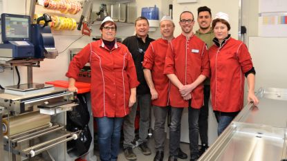Buurtslagers opent vestiging in Carrefour Express Lovendegem