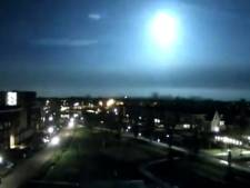 Un probable météore a illuminé le ciel en Belgique et aux Pays-Bas cette nuit