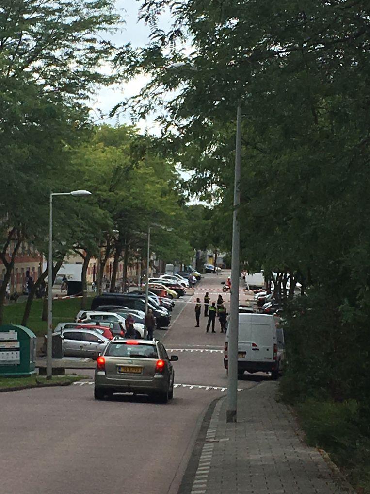 Kloekhorststraat Beeld Paul Vugts