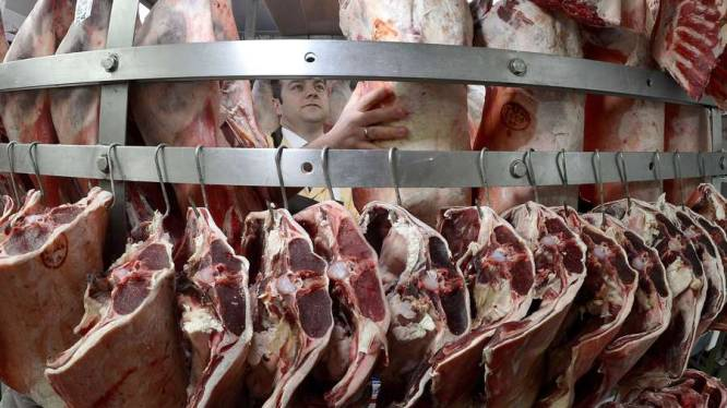"""""""Vleesconsumptie halveren kan klimaat redden"""""""