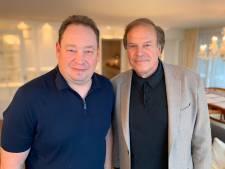 Ivo Niehe naar huis Leonid Sloetski in Moskou voor 'TV Show op Reis'
