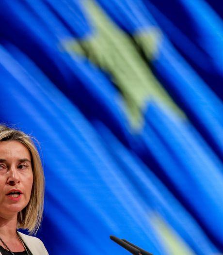 """L'UE """"inquiète"""" après l'exécution d'un chef religieux chiite en Arabie"""
