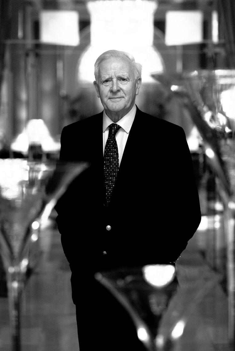 John le Carré in 2007. Beeld EPA
