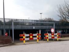 Door betonschade gesloten parkeerdek Veenendaal gaat na negen maanden weer open