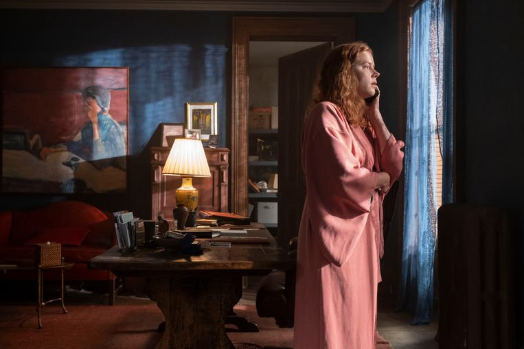 The Woman in the Window  Beeld