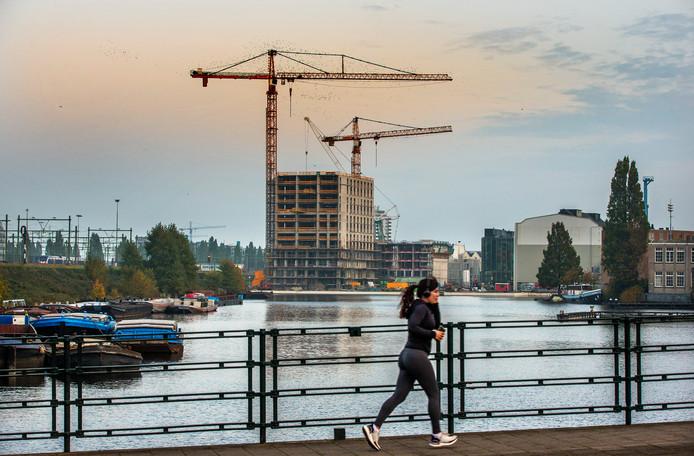 Nieuwbouwproject Oostenburg.