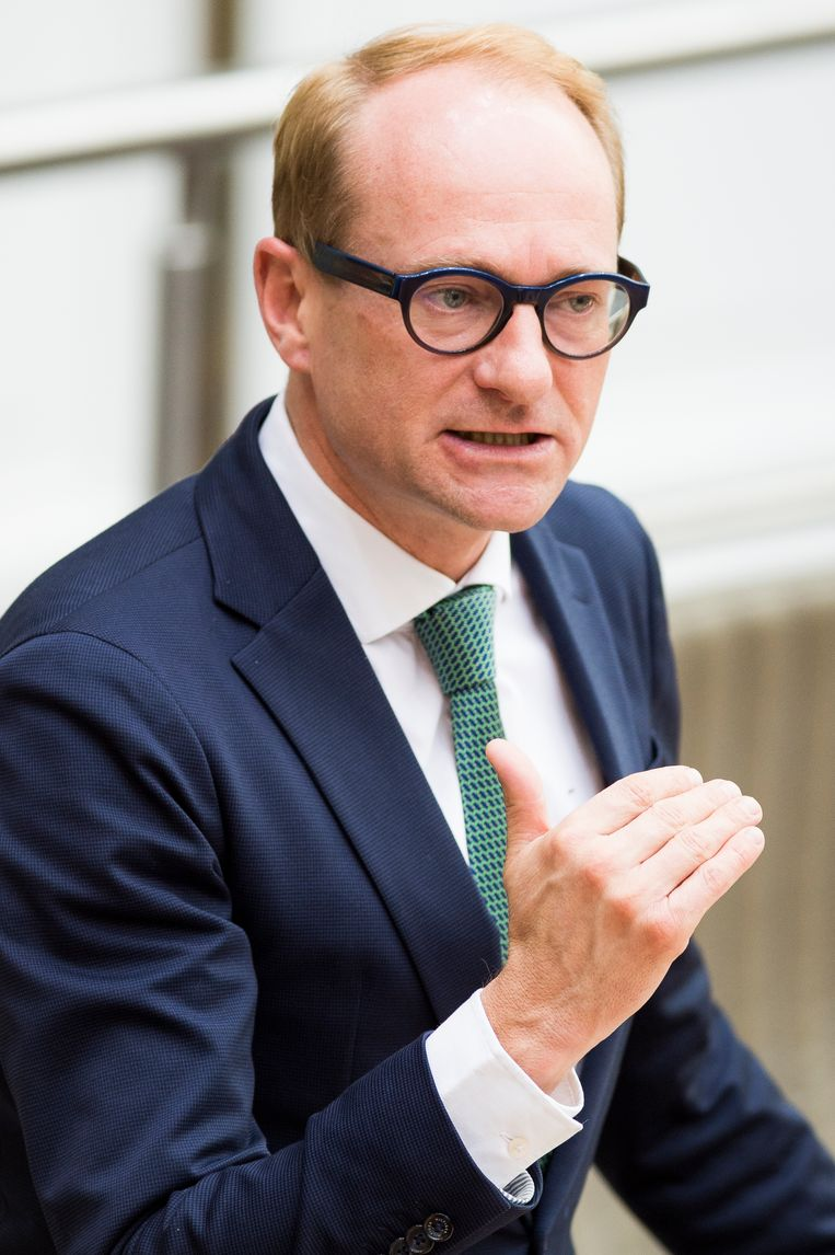 Vlaams minister van Dierenwelzijn Ben Weyts (N-VA). Beeld BELGA
