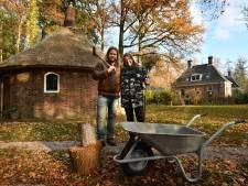 Stel ruilt Amsterdam in voor het Singraven: 'Missen alleen de zee'