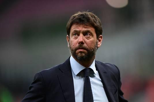 Andrea Agnelli (président de la Juventus)