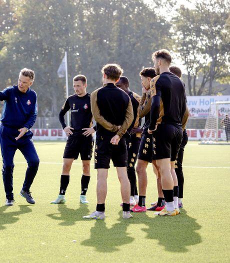 Cuijkse Telstar-speler Özgür Aktas geprikkeld door Louis van Gaal: 'Hij vond mij de meest gemotiveerde'