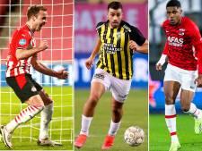Waarom PSV ondanks de matige vorm toch de favoriet is voor de tweede plaats