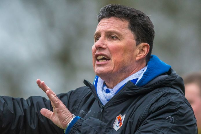 Jurgen Kok is bijna vier seizoenen trainer geweest van Den Ham.