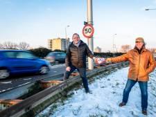 'Liefdesbrief' voor Algerabrugverkeer: Rijd niet harder dan 50 kilometer per uur