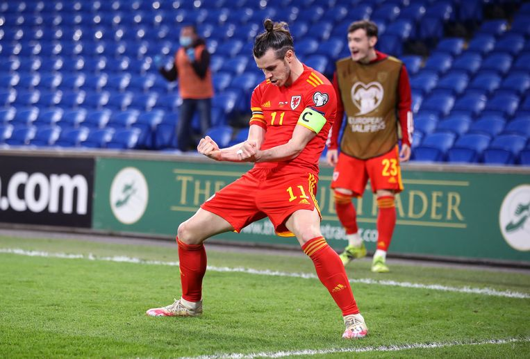 'The truth is out there', volgens Gareth Bale. Beeld Photo News