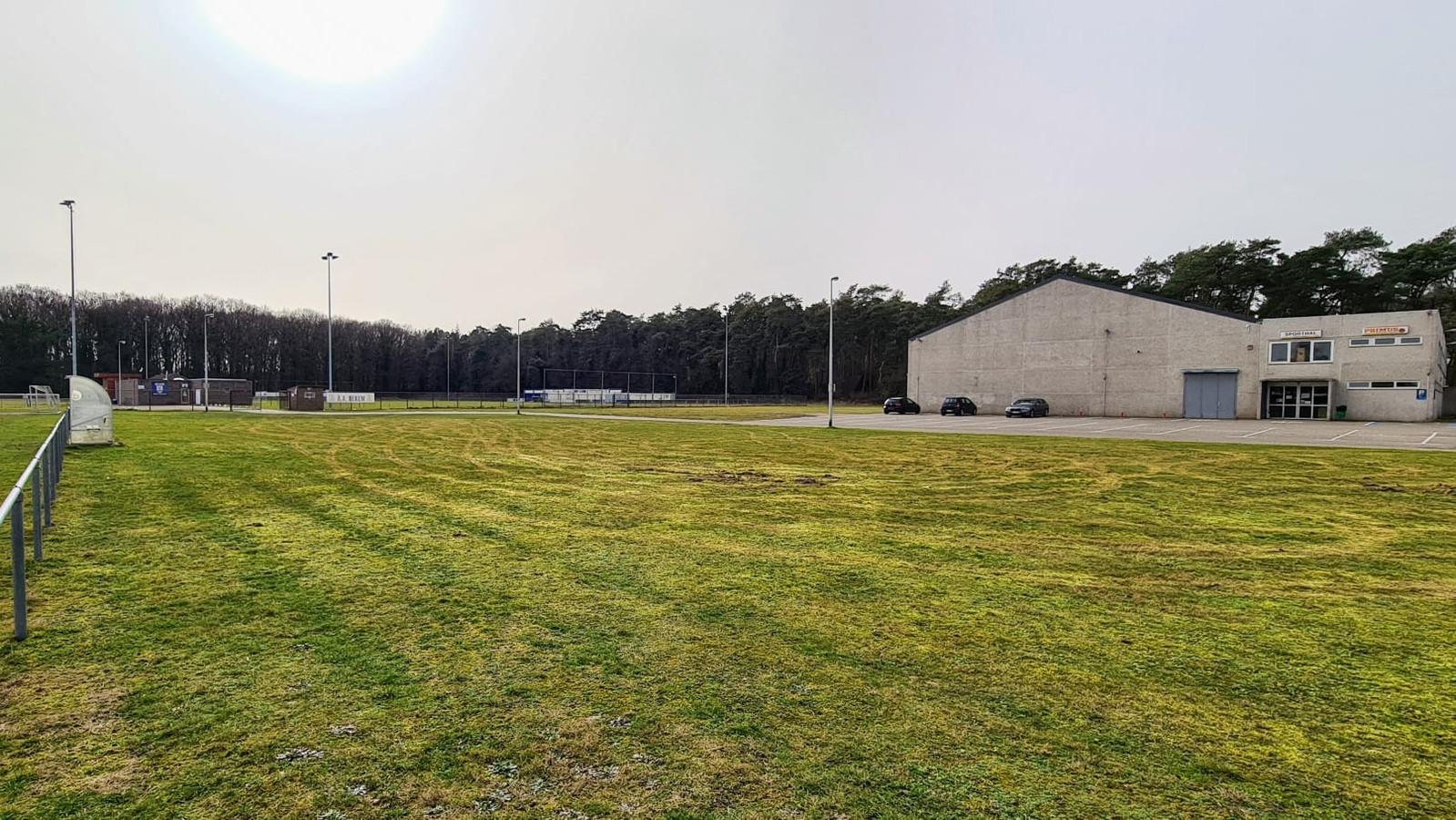 De sportinfrastructuur aan de Heidestraat heeft de naam Sportpark Rekem gekregen.