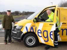 Vader Gerrit en zoon Edwin uit Goor, wegenwachters voor het leven: 'De sleepwagen voelt als een nederlaag'