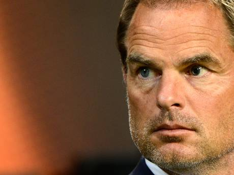De Boer gaat voor drie jaar tekenen bij Crystal Palace