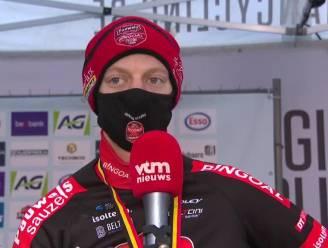 """Vanthourenhout ontgoocheld na sterke inhaalrace: """"Niet de cross kunnen rijden die ik wou rijden"""""""