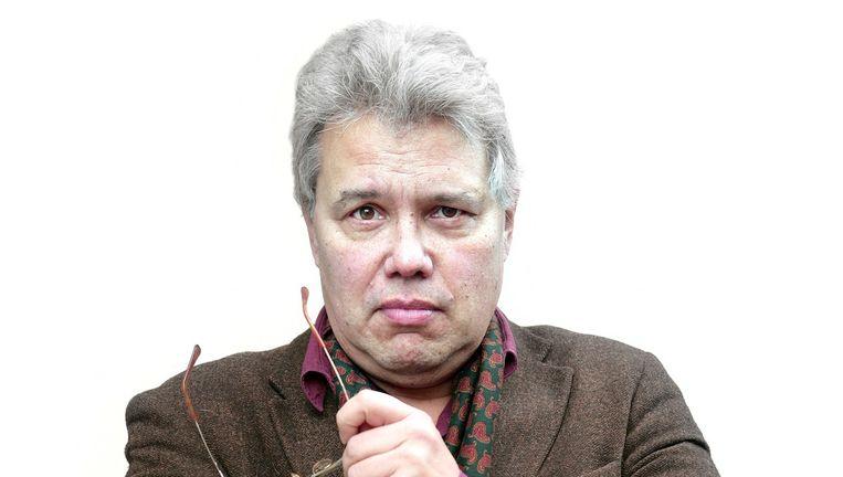 'De reactie van Holman lijkt sprekend op de standaardreactie van Wilders, zodra iemand een vergelijking trekt tussen zijn 'beweging' en die van tachtig jaar geleden' Beeld Jean Pierre Jans