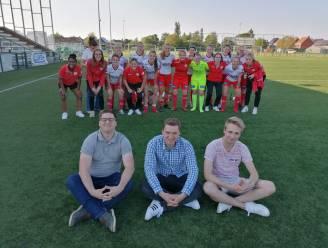 Essevee Women SL krijgt voor het eerst steun van supportersclub