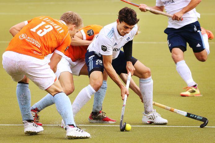 Bloemendaal bleek te sterk voor HC Tilburg.