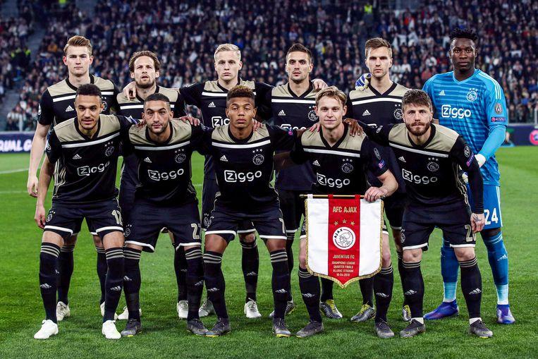 Vijf van de elf spelers uit het Europese succesteam van 2018/19 zijn naar het buitenland vertrokken.  Beeld AFP