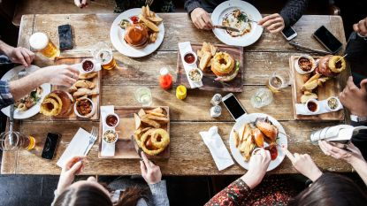 Overvolle tafel werkt 'binge eating disorder' in de hand