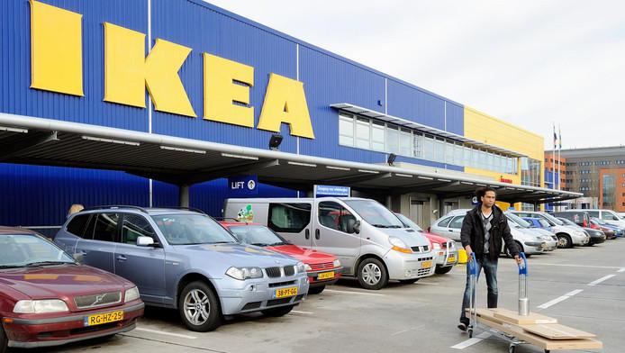 Ikea in Amsterdam-Zuidoost