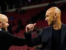 In Duitsland al na drie wedstrijden ontslagen, maar bij Vitesse wordt Letsch op handen gedragen