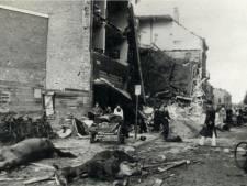 Precies 75 jaar geleden bombardeerde Engeland Duitse doelen in Utrecht, maar kachelsmid Ben Heisen werd flink geraakt