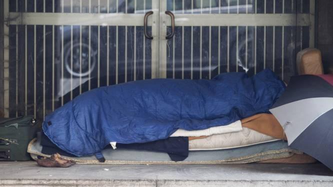 Belgische OCMW's steunen meer dan 10.000 (ex-)daklozen