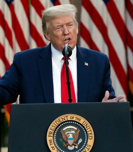 Donald Trump: Ik ben niet verantwoordelijk voor incidenten met schoonmaakmiddelen