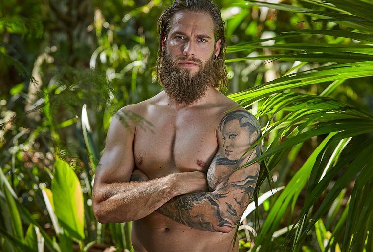 Thomas Roobrouck (31) is één van de favorieten om het uithoudingsspel op het eiland te winnen.