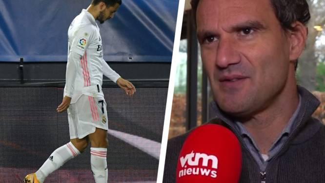 """Stephan Keygnaert over zoveelste blessure Hazard: """"Ze zullen hem niet snel laten vallen, maar de trein van Real stopt voor niemand"""""""