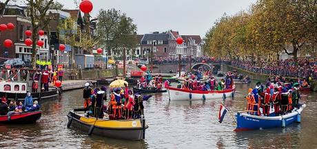 Géén discussie tijdens intocht Sinterklaas