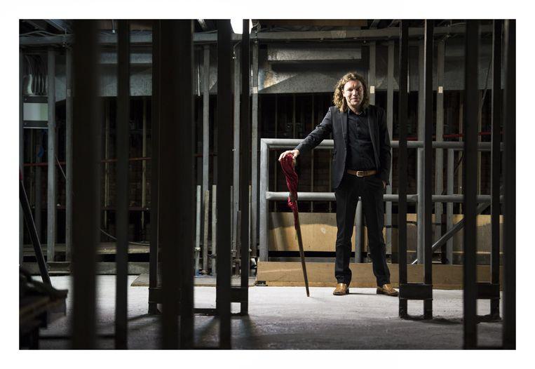 Kurt Melens zou uit eigen beweging weggaan bij het Gentse theater. Beeld ID/ photo agency