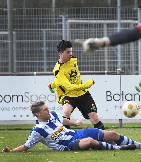 Hekkensluiter SSS leert niet van eerste seizoenshelft: opnieuw 5-0 tegen Geldrop