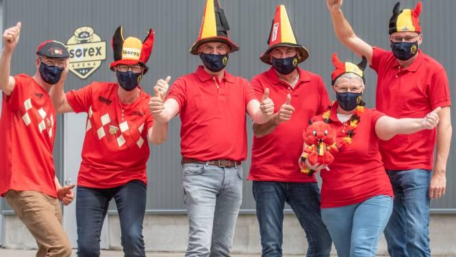 Op deze voetbalgekke locaties in de Vlaamse Ardennen zie je de Rode Duivels straks kampioen spelen