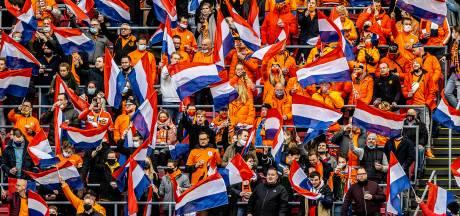 Laatste vijf speelrondes eredivisie mogelijk met fans, EK met publiek gloort
