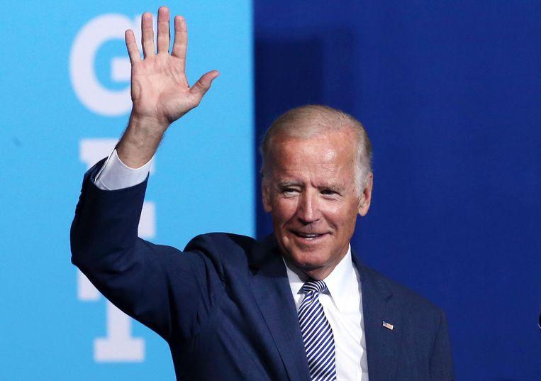 Joe Biden. Beeld ap