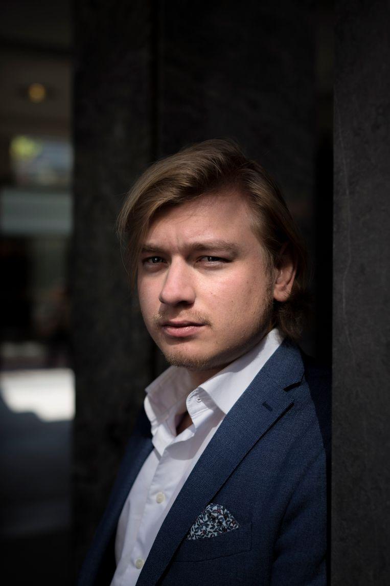Christiaan Triebert. Beeld Hollandse Hoogte / Rink Hof