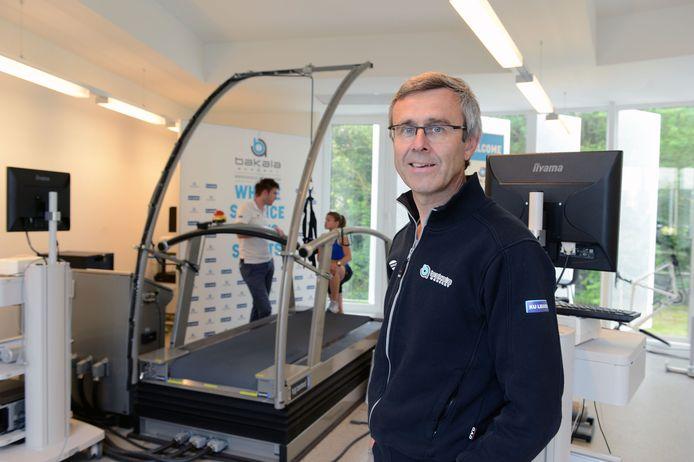 Peter Hespel van de Bakala Academy in Leuven