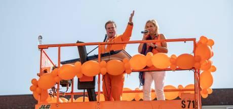 Woningsdag in Westland: 'Niemand had verwacht Koningsdag op deze manier te vieren'