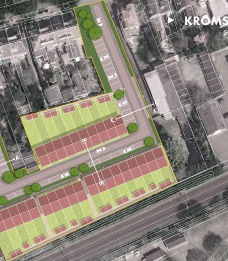Nieuwbouw bij Kromstraat Oss gaat verkoop in nu protesten te licht bevonden zijn