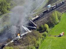 Onenigheid over aantal doden treinontploffing