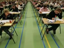 Vijftig Gelderse examenkandidaten minder dan vorig jaar
