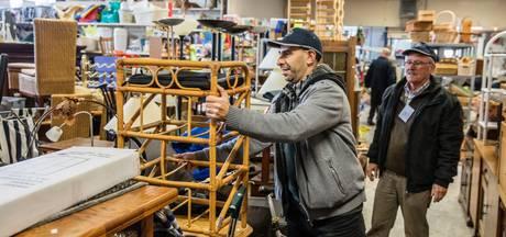 Kringloopwinkels in regio splitsen af van Landstede