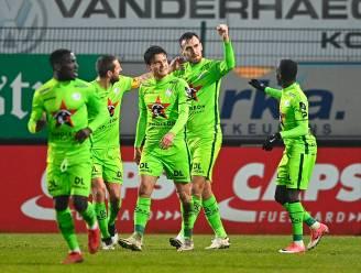 Zulte Waregem kan eindelijk nog eens winnen van KV Kortrijk en staat plots vijfde