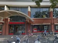 Supermarkt Dirk van den Broek in Schiedam ontruimd vanwege stikstoflekkage